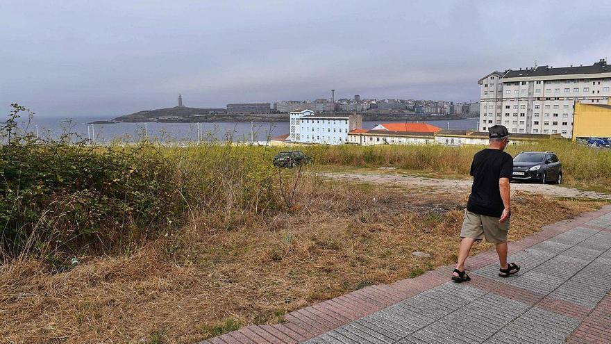 Metrovacesa relega su plan residencial en O Portiño y lo vincula al crecimiento de la ciudad