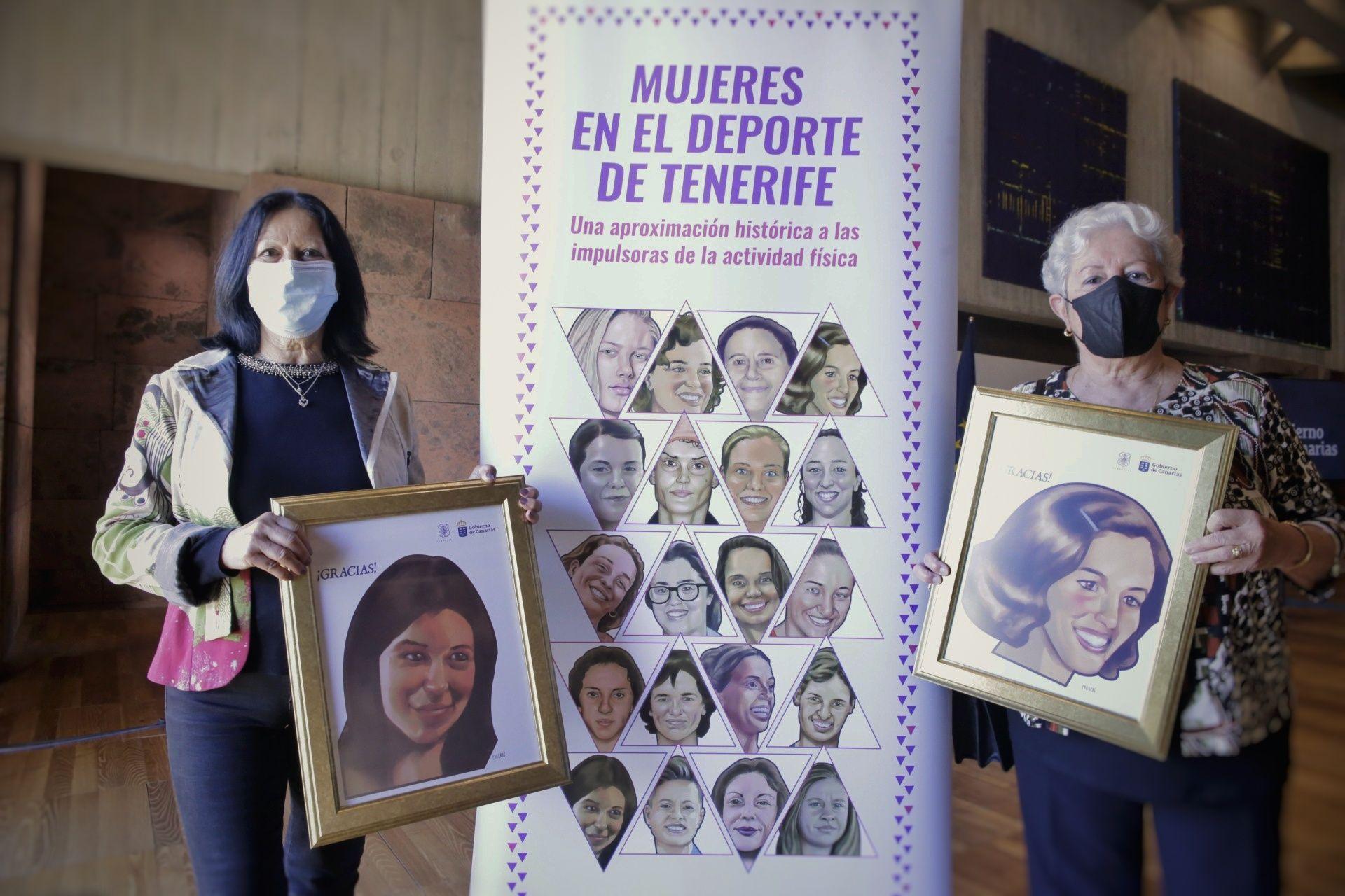 Mujeres en el Deporte de Tenerife