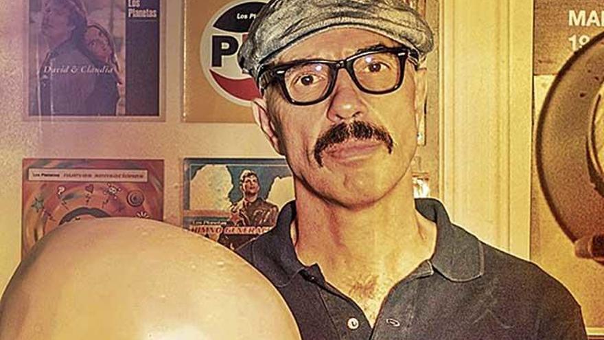 """Carlos Galán: """"Los chavales de hoy escuchan más música y tienen menos prejuicios"""""""