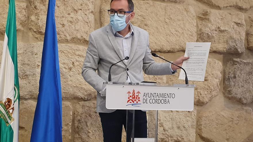 """El PSOE afea a Fuentes que diga """"una verdad a medias"""" sobre los remanentes disponibles para gastar en Córdoba"""