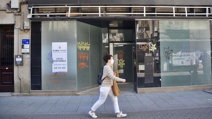 La ciudad perdió 20 oficinas bancarias en cinco años y ya solo queda una por cada 2.400 vecinos
