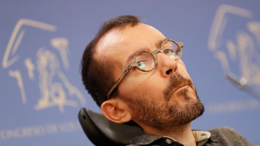 El Supremo no ve delito en el tuit de Echenique que alentó las protestas por Pablo Hasel