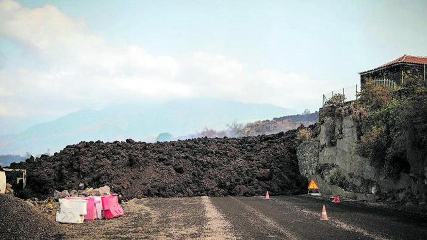 Los centros escolares de la zona afectada por la erupción se quedan sin vecinos