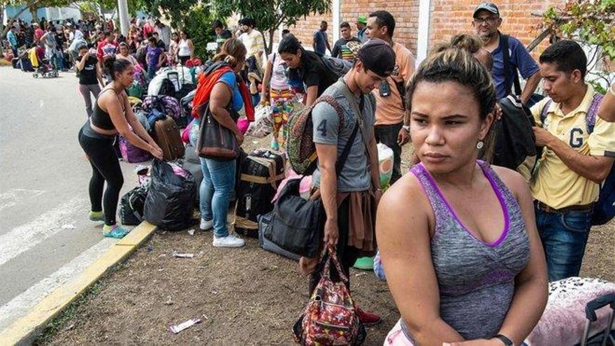 Récord de desplazados forzosos en el mundo: 70,8 millones de personas