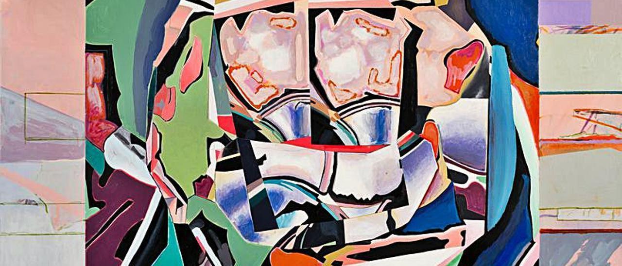 """""""Alma de robot lírico"""", de Luis Gordillo."""