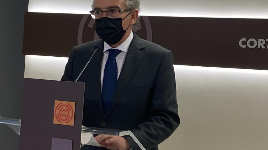 "Beamonte critica a Sánchez por querer ""utilizar a Aragón para blanquear la mesa de diálogo de Cataluña"""