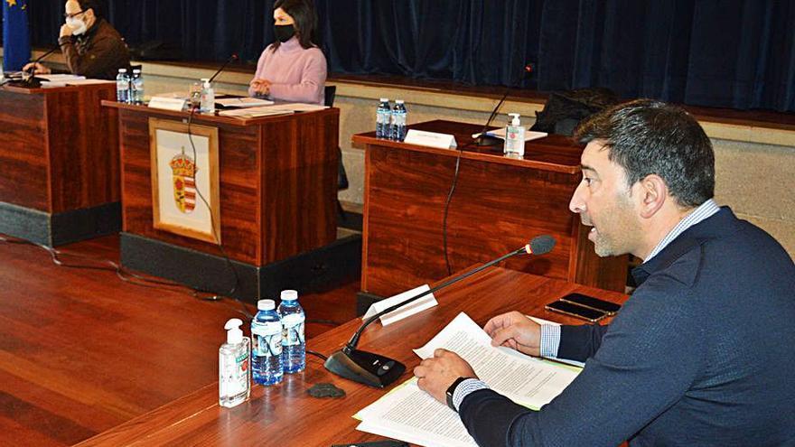Un tribunal anula el concurso para la gestión del agua en el consorcio del Louro