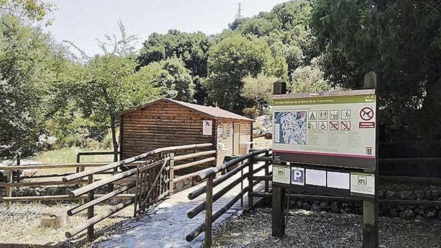 El Ibanat reabre tres zonas de acampada con aforo restringido en Escorca