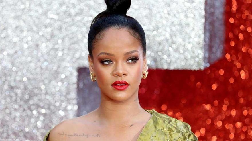 La esperada reaparición musical de Rihanna
