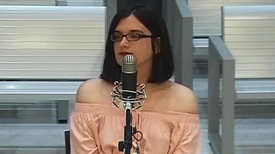 Cassandra, absuelta por sus chistes sobre Carrero