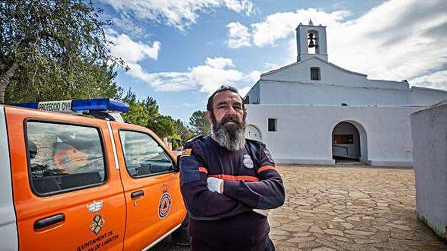 Juan Escandell: «Notamos el cariño de los vecinos»