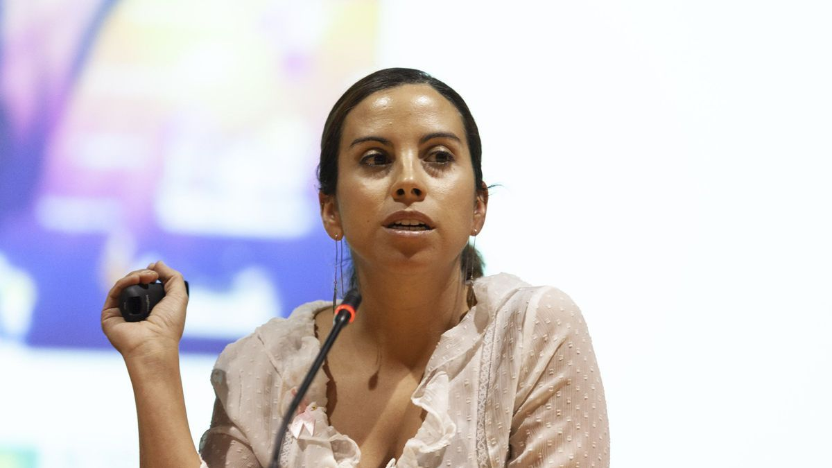 María Montejo, psicooncóloga de la Asociación Contra el Cáncer de Zamora. Foto: Nico Rodríguez