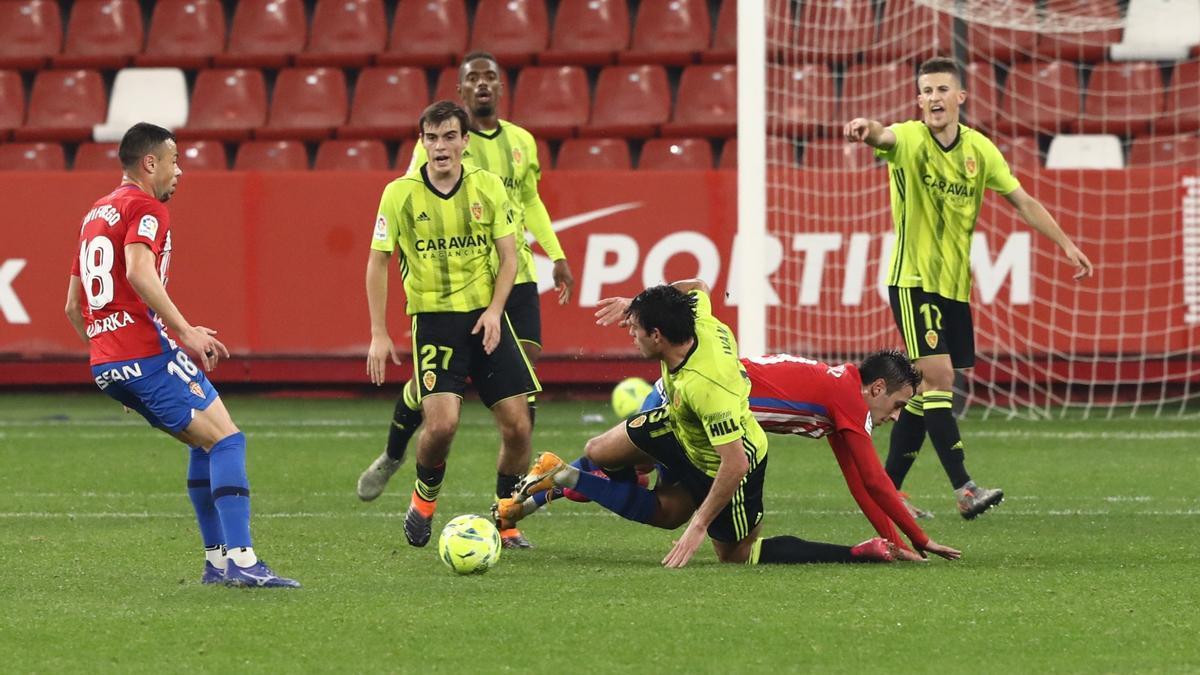 Sporting - Zaragoza