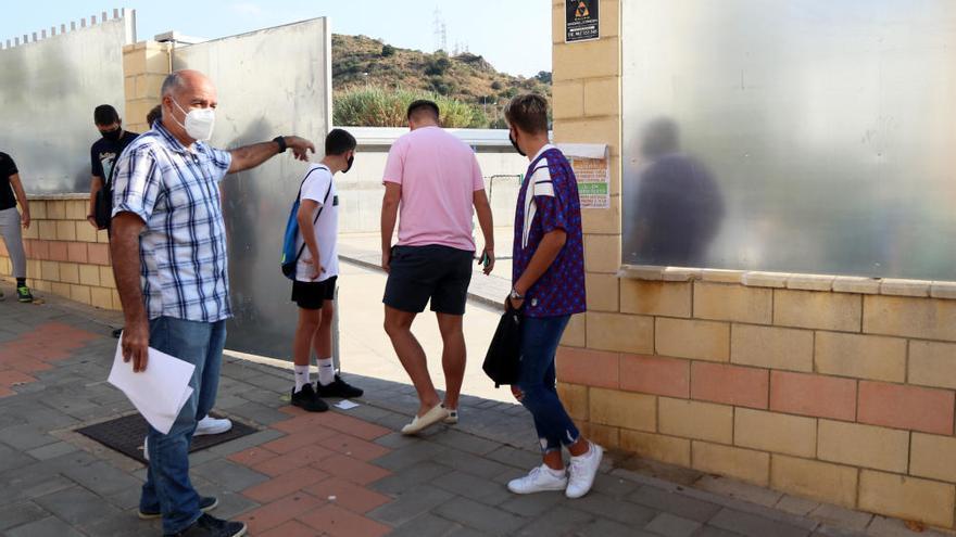 Más vacunas para blindar a colegios e institutos: 95.500 estudiantes a la espera en Málaga