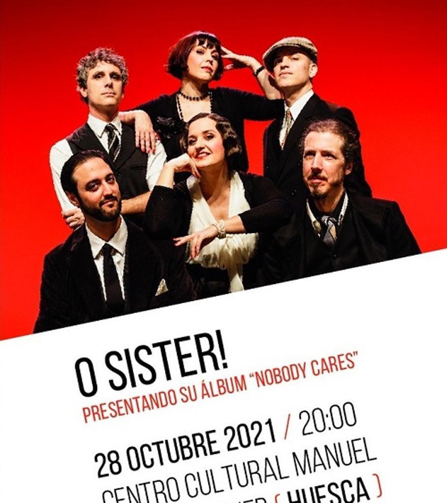 O Sister! - Nobody Cares