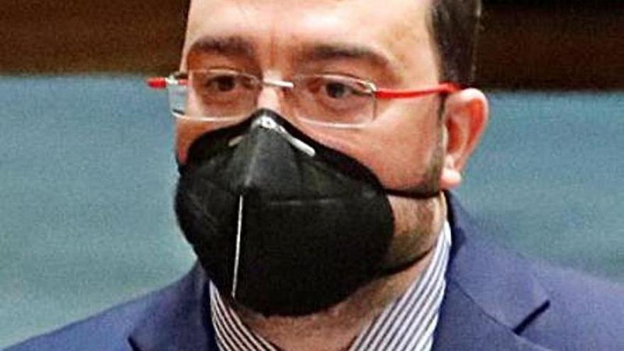 """Barbón deberá responder en la Junta sobre la industria y el """"procés"""""""