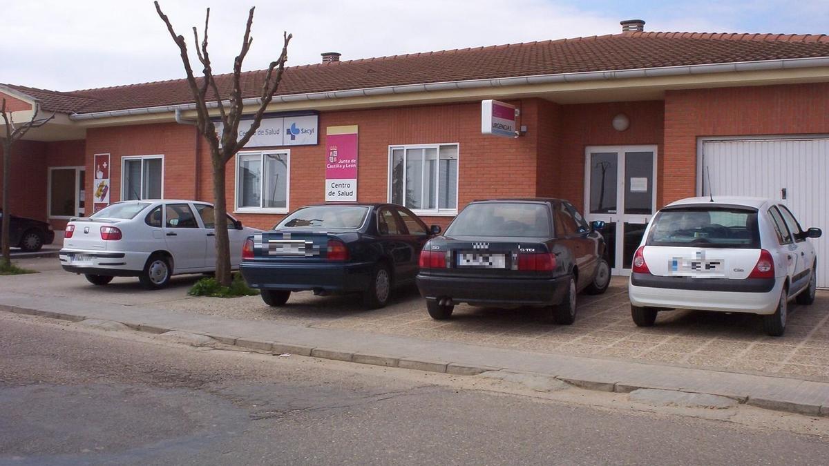 Centro de salud de la Zona Básica de Salud de Corrales del Vino