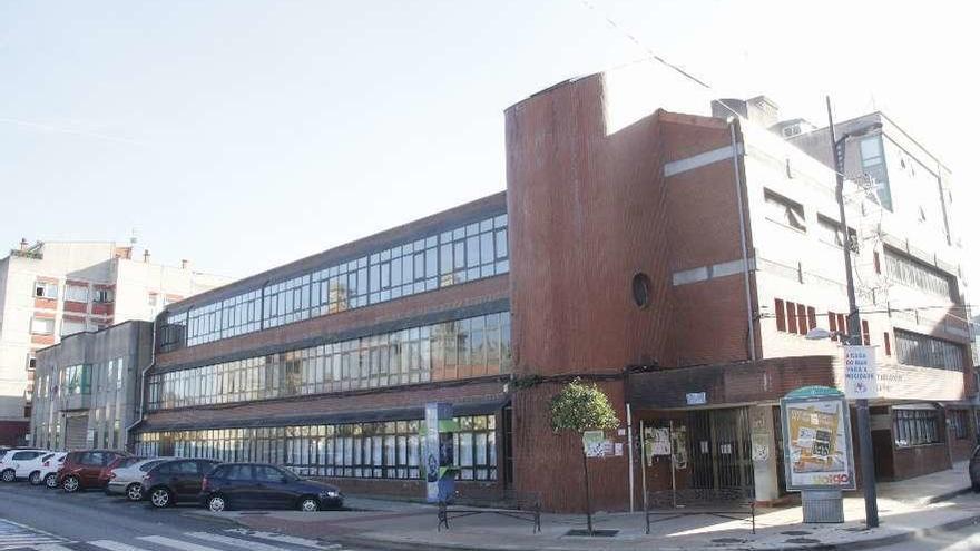 La Seguridad Social cede a Marín el uso de la primera planta de la Casa del Mar