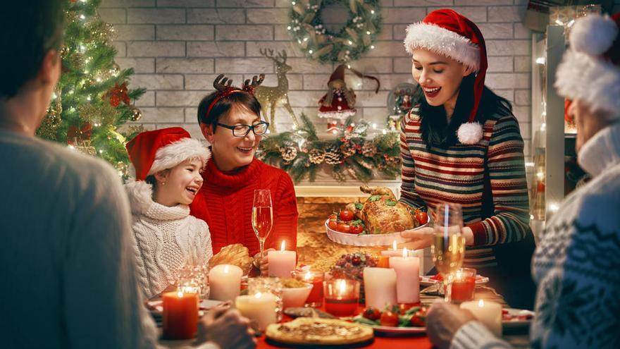 ¿Debo tomar omeprazol en las cenas de Navidad?