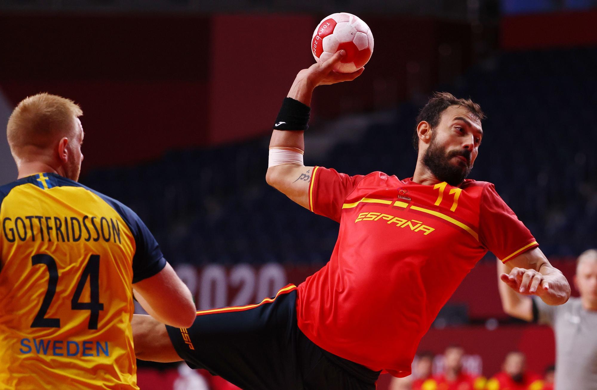 Tokio 2020, balonmano masculino: Suecia - España