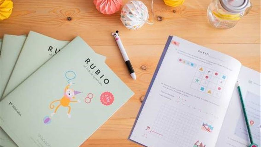 ¿Quién no tuvo un cuaderno Rubio?