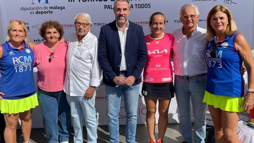 Concluye con éxito la tercera edición del torneo Palas para Todos