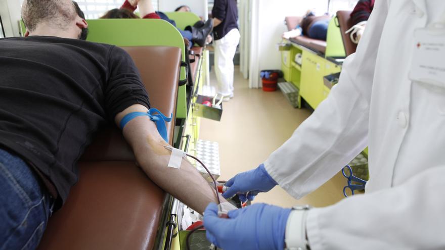 La OMS celebra el Día del Donante de Sangre y llama a fomentar la solidaridad para salvar vidas