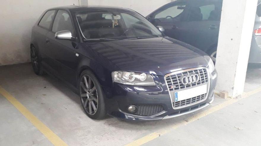 Récord de denuncias en Galicia: 14 multas para los dos ocupantes de un coche