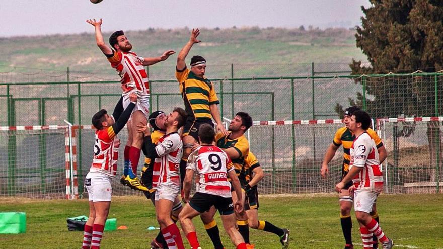 El Manresa Rugbi Club finalitza la pretemporada amb una derrota a Lleida