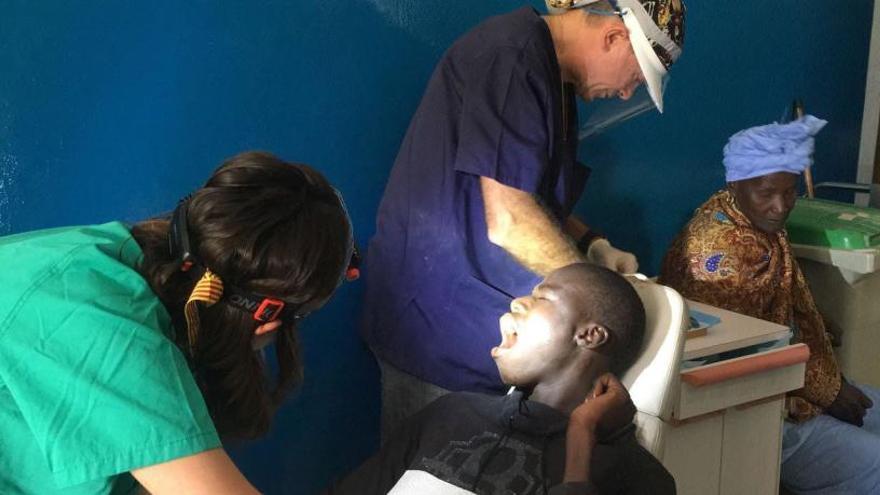Warang, el somriure d'Àfrica