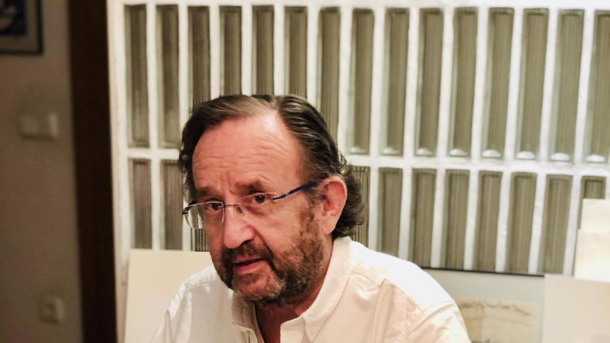 """Francisco Somoza: """"La opción pesimista de que no vamos a conseguir salvar la situación es absurda"""""""
