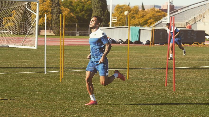 Vídeo: Borja Martínez ve al equipo preparado para comenzar la competición oficial