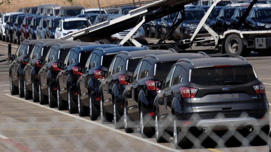 Las exportaciones valencianas crecen un 16% en abril