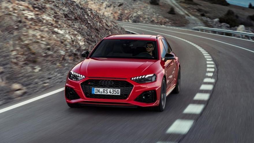 Así es el nuevo Audi RS 4 Avant 2020