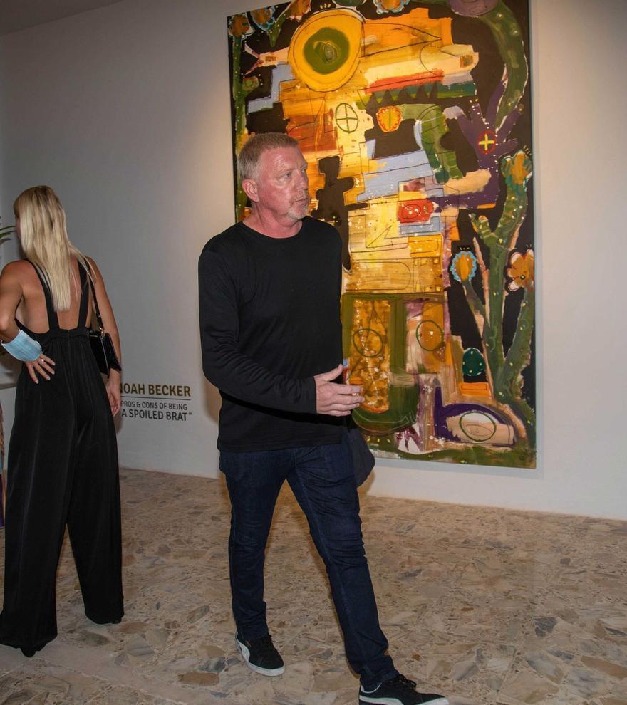 Der Mallorca-Besuch von Boris Becker hat ein Nachspiel