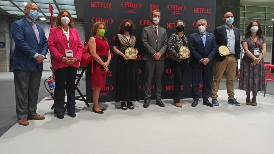 La sèrie 'The Crown', rodada a Andalusia, premiada a Fitur Screen 2021