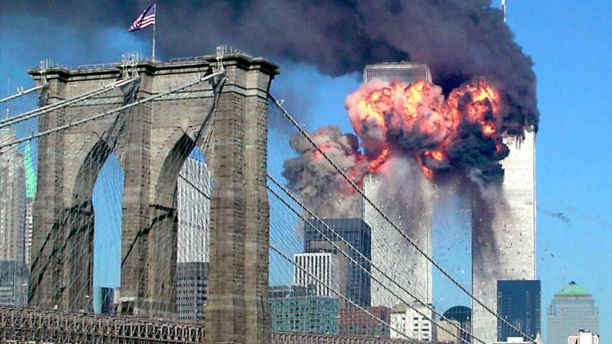20 años del 11-S: las imágenes más impactantes del día que cambió la Historia