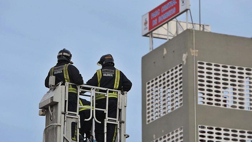 La central de bomberos será demolida y reformada