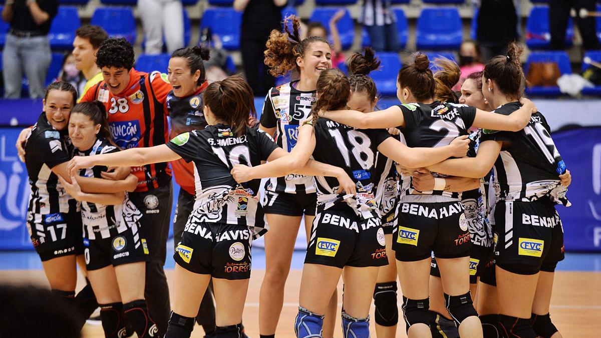 El Rincón Fertilidad ya sabe que jugará la ida de la final de la EHF European Cup en Málaga y la vuelta en Zagreb.