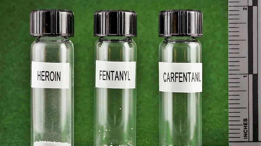 Fentanilo, la nueva droga sintética que empieza a ganar adeptos en Canarias