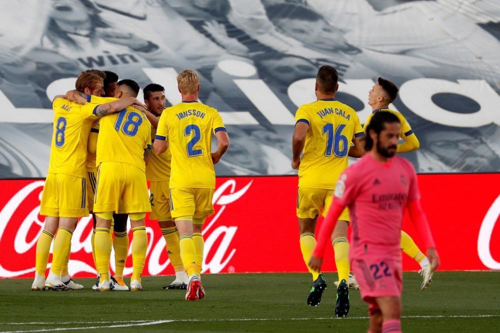 Fútbol | LaLiga Santander: Real Madrid - Cádiz