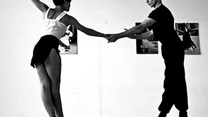 La pareja de baile que nació del confinamiento
