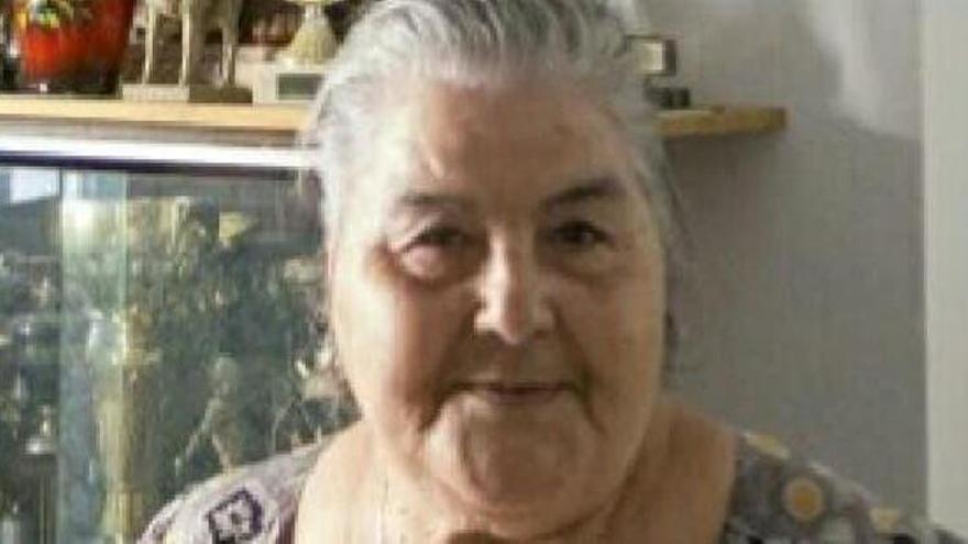 Fallece Carmen Alor, expresidenta de la Asociación de Vecinos de Cañada-Las Moreras