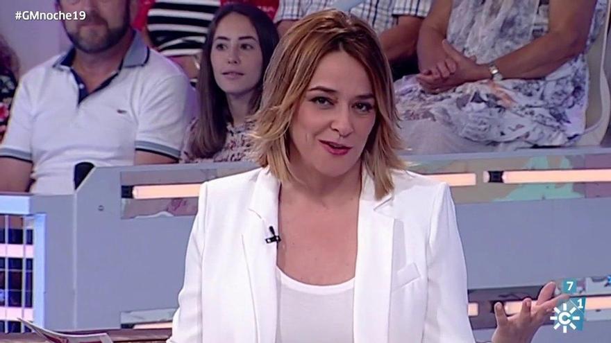 El dardo de Toñi Moreno a Telecinco en 'Gente Maravillosa': 'Espero que este programa no me lo quiten'