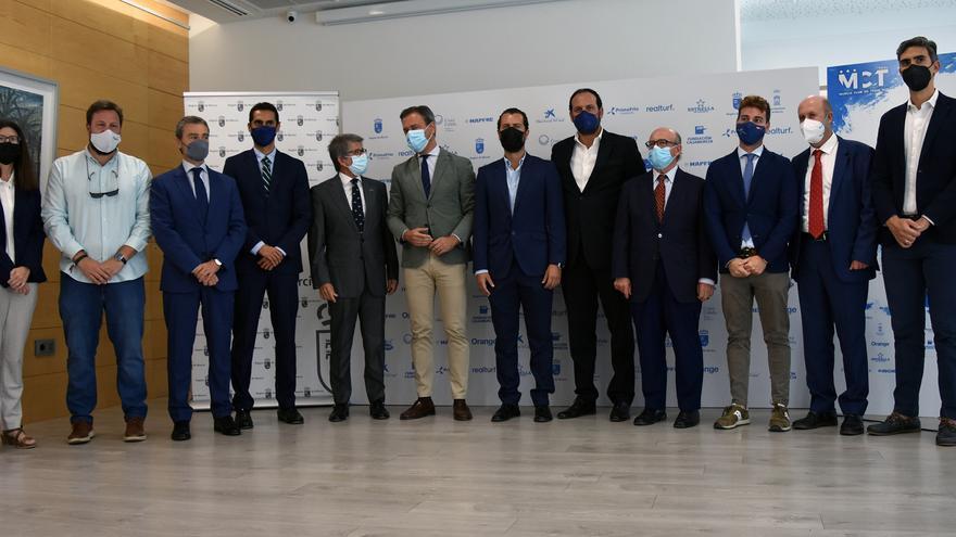 El ATP Challenger de Murcia lo podrán ver 500 personas desde el domingo