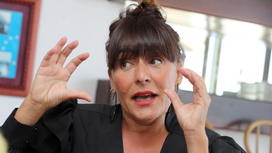 """Candela Peña: """"Yo respeto a las feminazis pero que nos respeten a todas"""""""