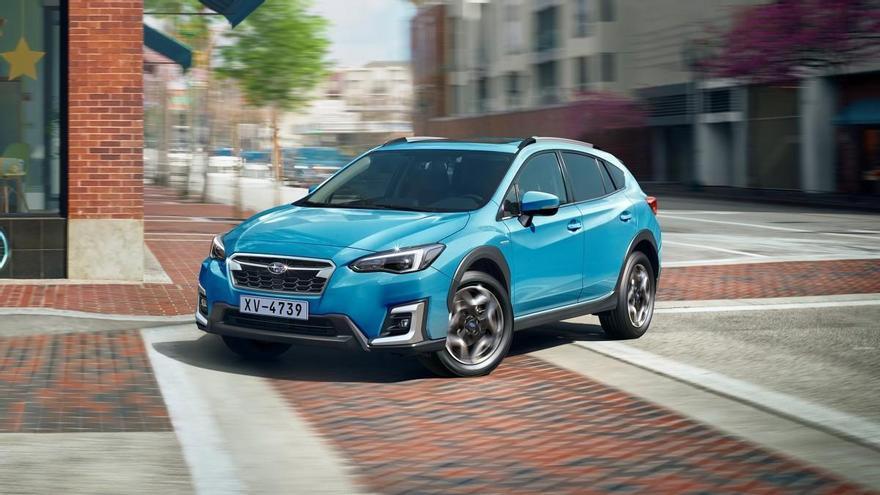 Subaru XV 2021, ahora todavía más seguro y dinámico