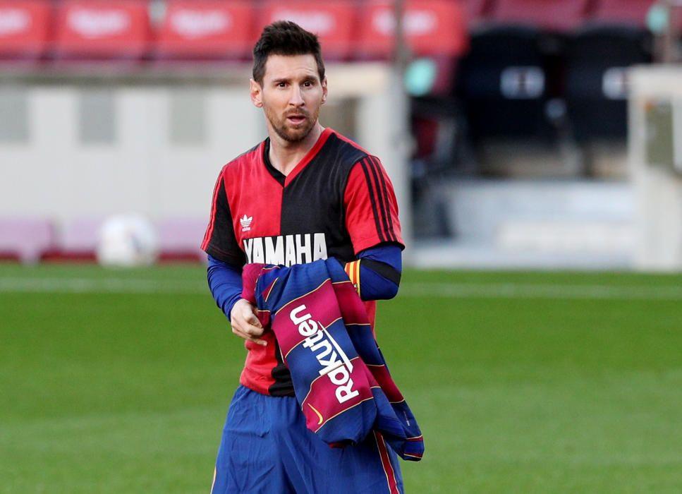 LaLiga Santander: FC Barcelona - Osasuna.