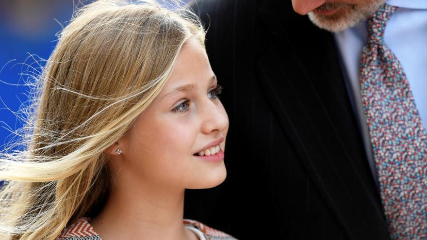 La princesa cumple 15 años con la pandemia de fondo y la Corona atacada