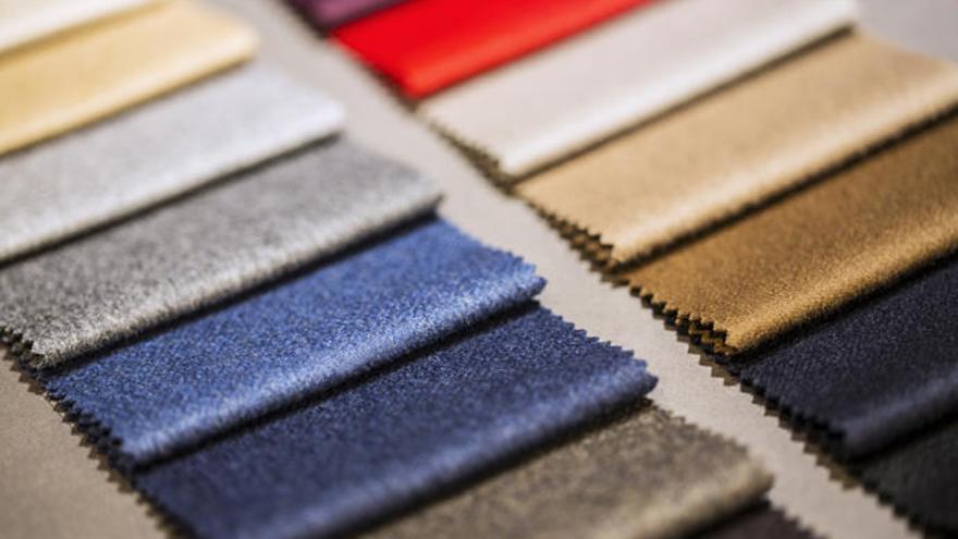 El terciopelo, el tejido de moda